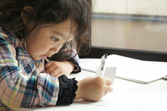 子どもの英語教育について実態を調査した結果